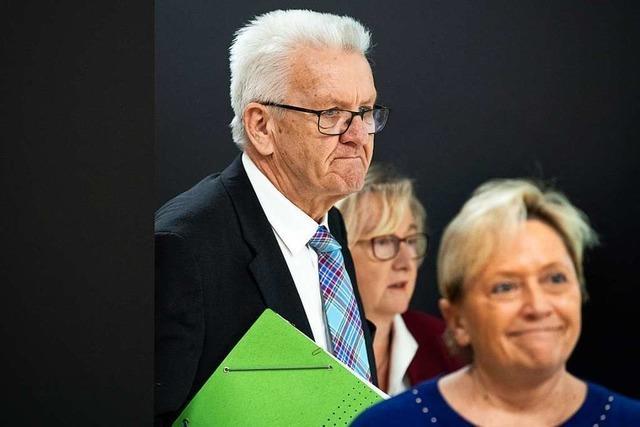 Nach der SPD hat Kretschmann nun die CDU kleinregiert