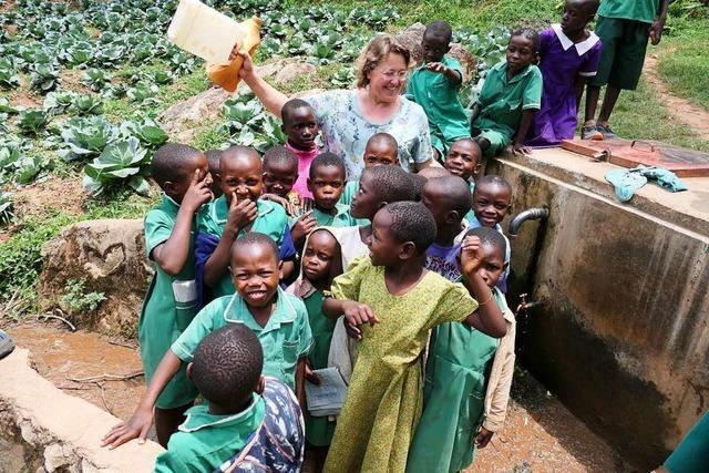 Eine Schule für Uganda