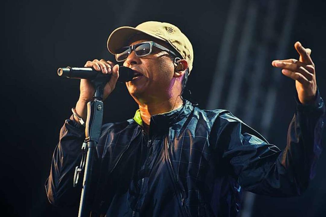Xavier Naidoo soll nach wie vor beim Emmendinger Festival I EM Music auftreten.  | Foto: Miroslav Dakov