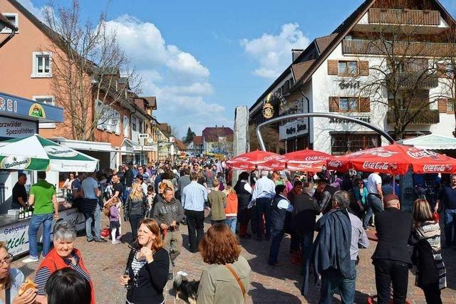 Der verkaufsoffene Sonntag in Kirchzarten ist wegen des Coronavirus abgesagt