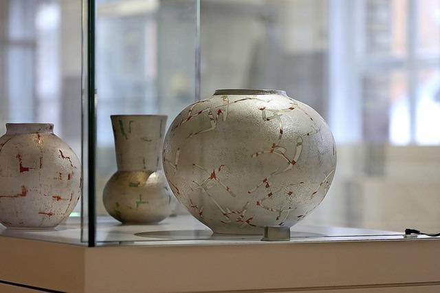 Kalligrafie und Keramik. Kuratorenführung im Stadtmuseum in Lahr