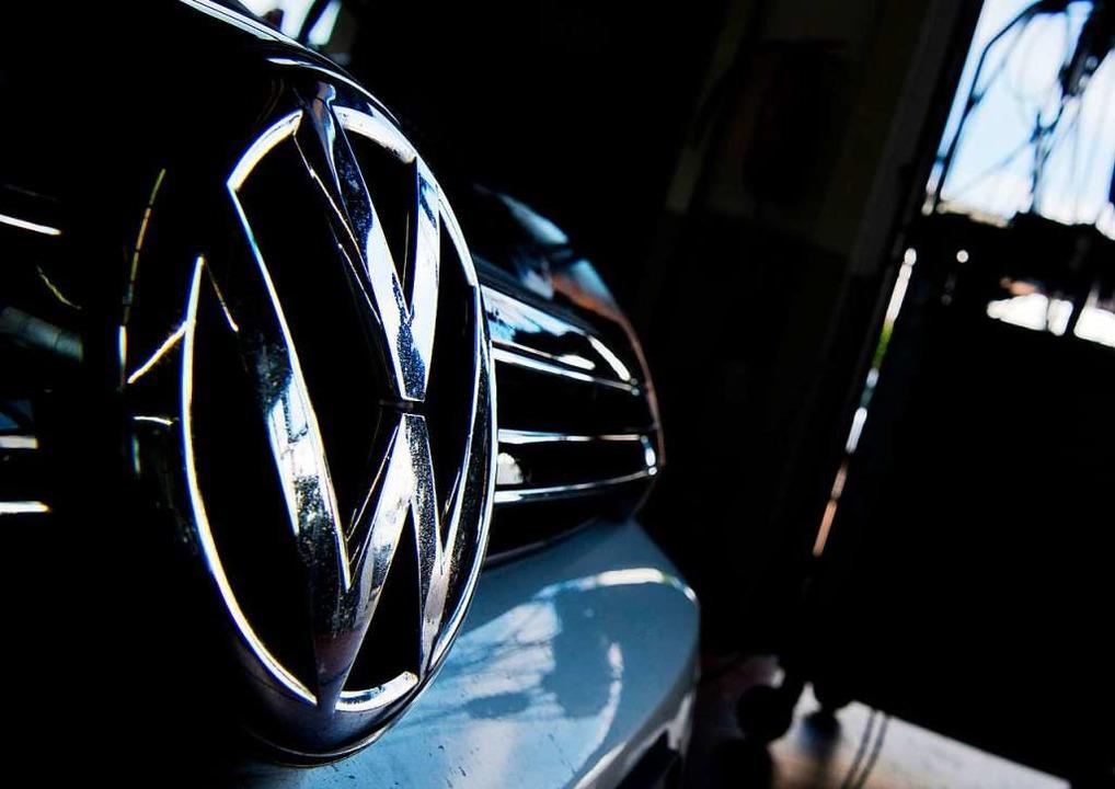 VW will je nach Kaufpreise und Alter d...gs zwischen 1350 und 6350 Euro zahlen.  | Foto: Julian Stratenschulte (dpa)