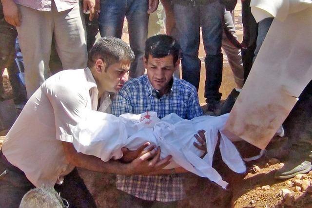 Haftstrafen für Tod Aylan Kurdis