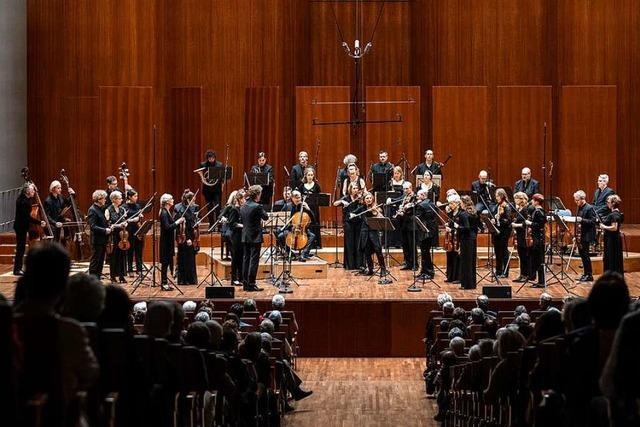Wir verlosen 9 mal 2 Tickets für das Matthäus-Passion-Sonderkonzert des Freiburger Barockorchesters im Konzerthaus Freiburg