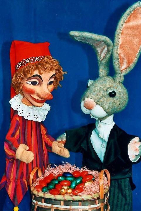 Kasper und der Osterhase  | Foto: Promotion