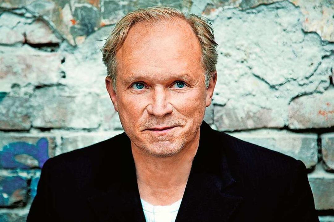 Schauspieler Ulrich Tukur  | Foto: Katharina John