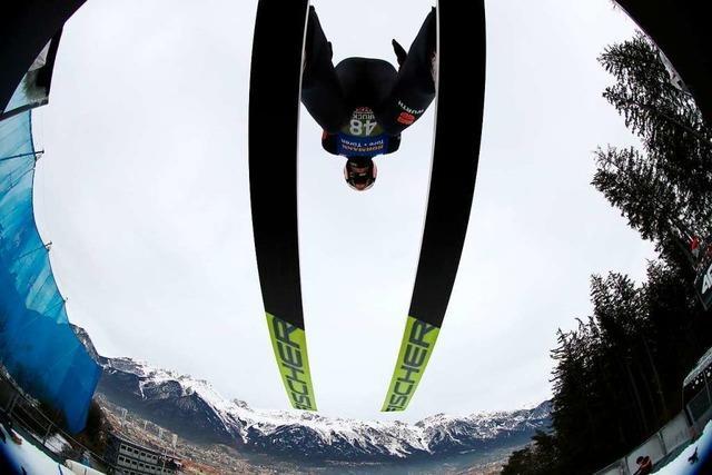 Warum verunglücken so viele Skispringerinnen und Skispringer bei der Landung schwer?