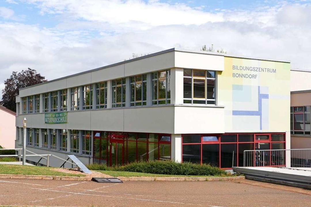 Die Bonndorfer Realschule im Bildungsz...ne Notfallbetreuung wird eingerichtet.  | Foto: Stefan Limberger-Andris