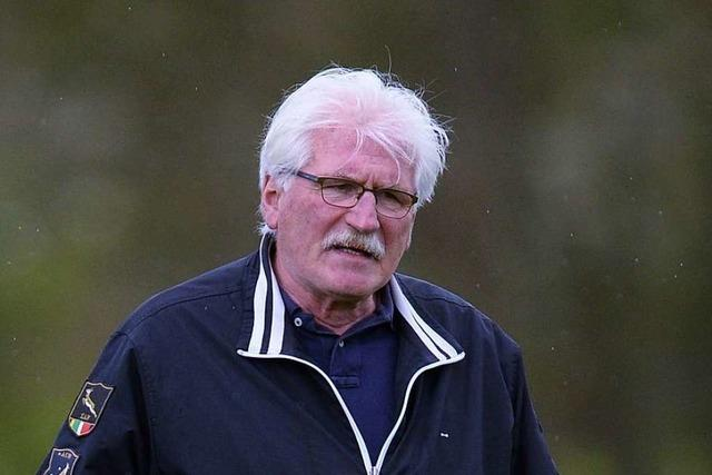 Jean-Jacques Suhas, Vorsitzender des Freiburger FC: