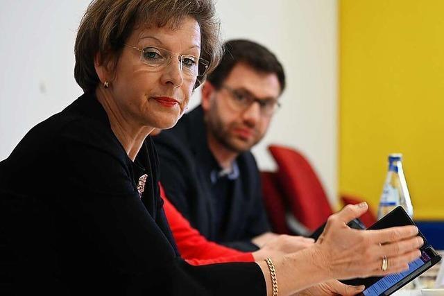 Landrätin Marion Dammann begrüßt verschärfte Grenzkontrollen