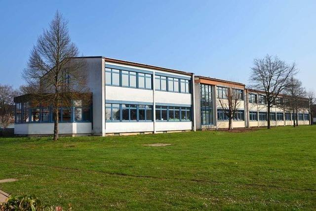 Eichmattenschule Reute wird schon am Montag geschlossen