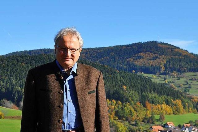 Zeller Bürgermeister: