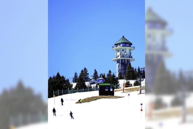 Skisaison endet im Schwarzwald