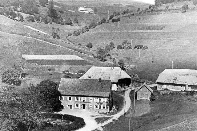 In Neuhof am Schauinsland sonnten sich die Klosteräbte