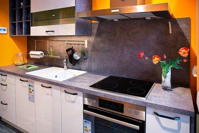 Platz ist in der kleinsten Küche