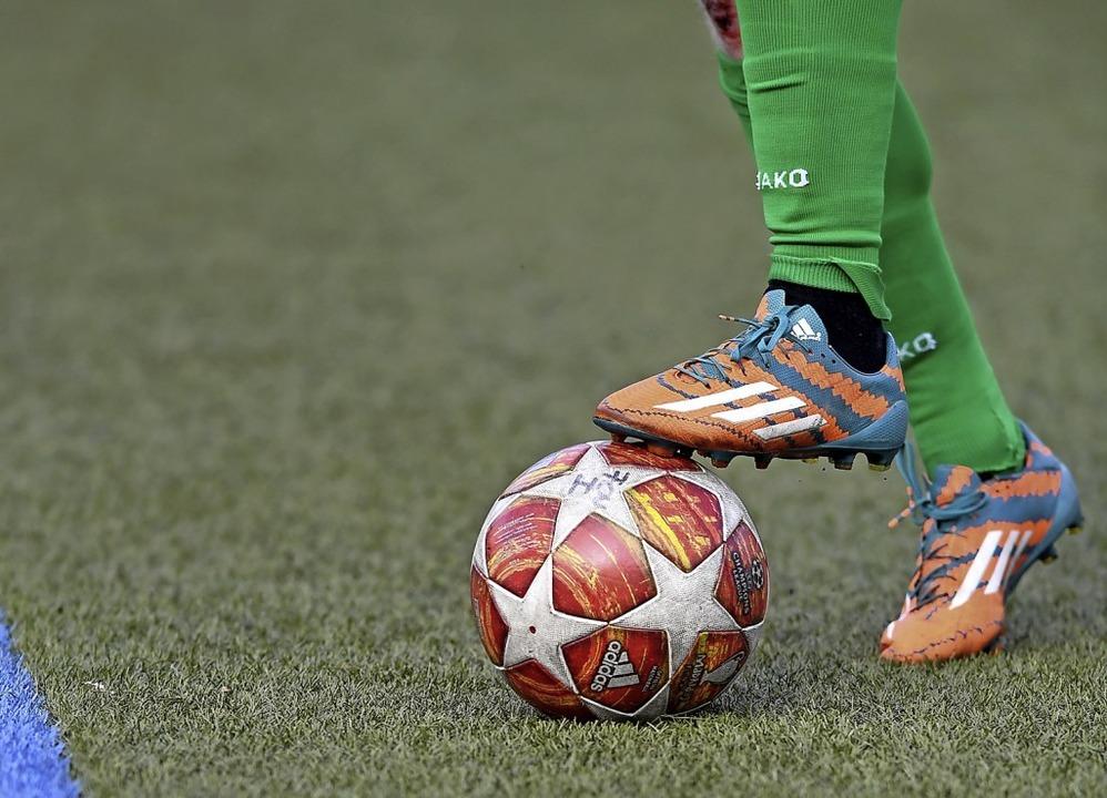 Stillstand: Die Ballarbeit ruht auf de...ht aber vielleicht vorzeitig zu enden.  | Foto: Wolfgang Scheu