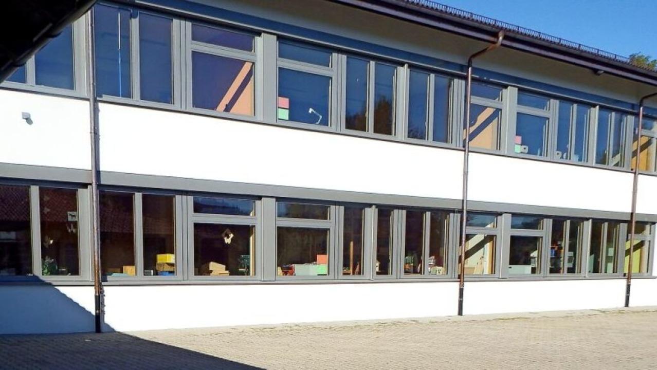 Die nächsten drei Wochen wird die Gemeinschaftsschule ziemlich leer bleiben.  | Foto: Wolfgang Adam