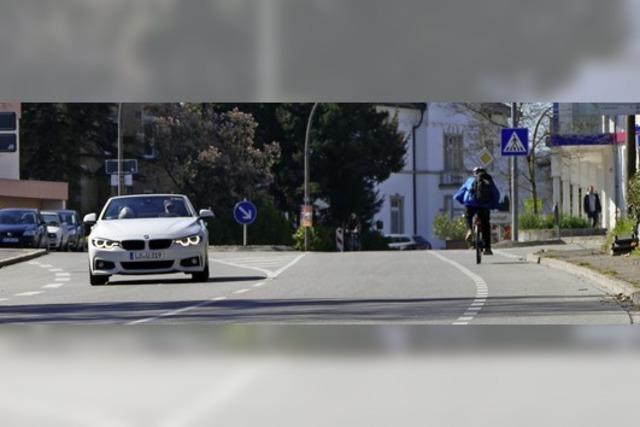 Radschutz ist nicht überall möglich