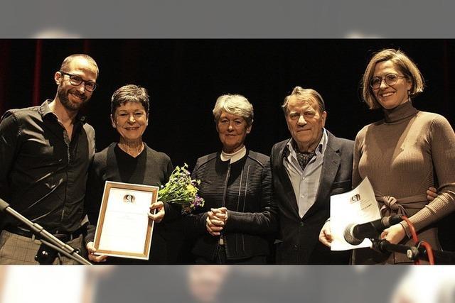 Kulturpreis für Kumedi