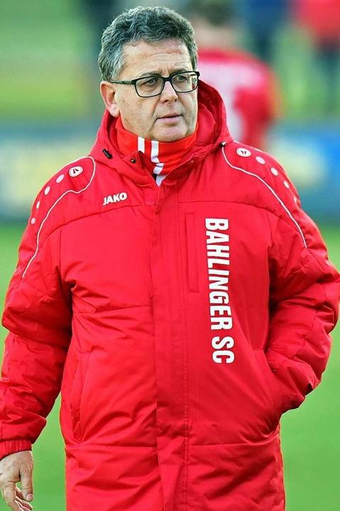 Sieht seinen Verein auch für Ausfälle ...appnet: BSC-Vorsitzender Dieter Bühler  | Foto: Daniel Thoma