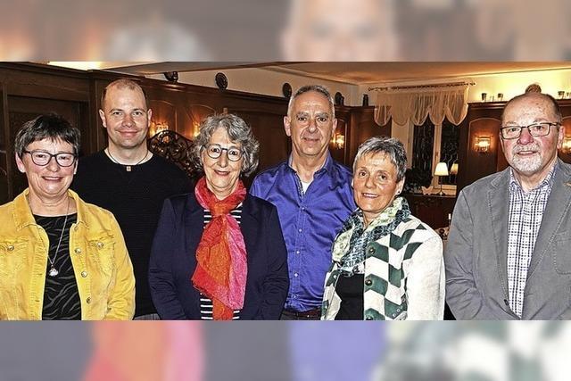 Neues Duo führt Schwarzwaldverein Zell