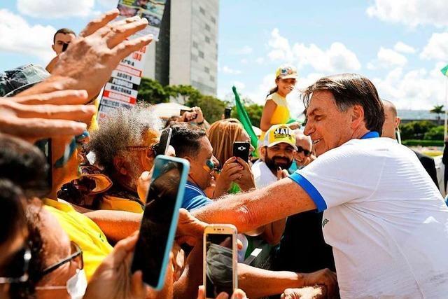Südamerika und Corona: Kontinent der Absurditäten