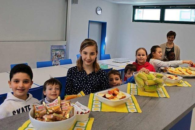 Die Notbetreuung für Kinder im westlichen Breisgau steht