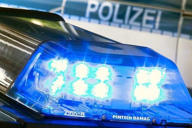 Unbekannte beschädigen Hebelschule in Schliengen