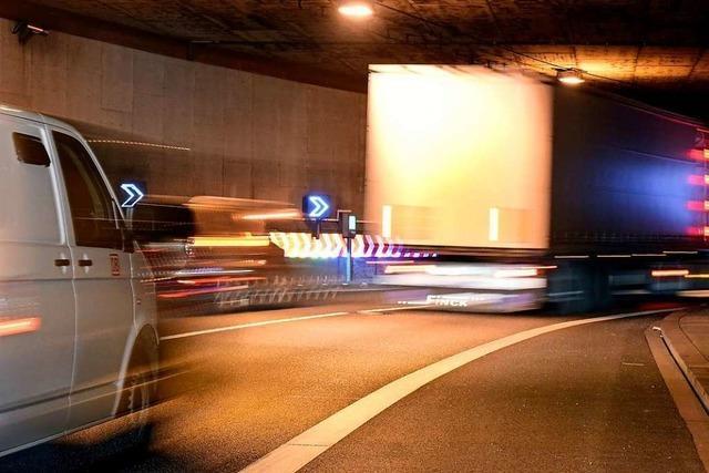 Schützenallee- und Kapplertunnel wegen Wartung nachts voll gesperrt