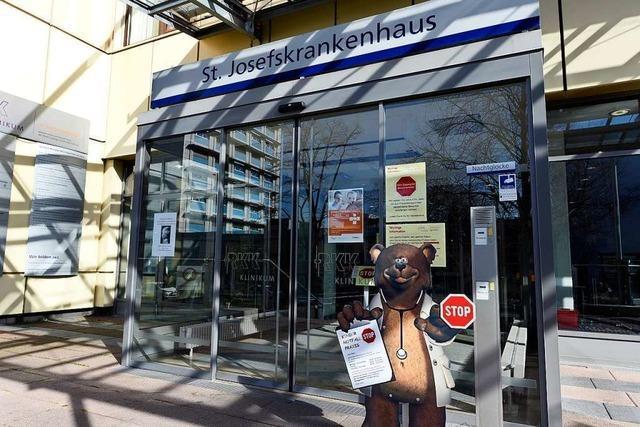 Freiburger Josefs- und Lorettokrankenhaus bereiten sich mit mehr Betten vor