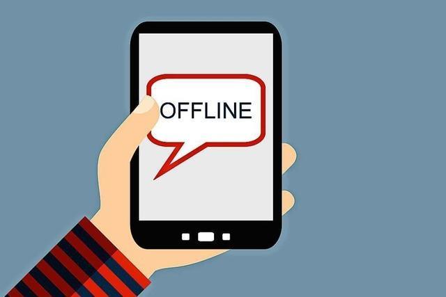 Mobilfunk, Festnetz und Internet der Telekom in Bad Krozingen seit Dienstagvormittag massiv gestört