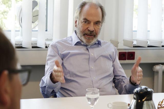 Zum Tod von Ulrich Spinner: Trauer um einen großen Freidenker und bedeutenden Unternehmer