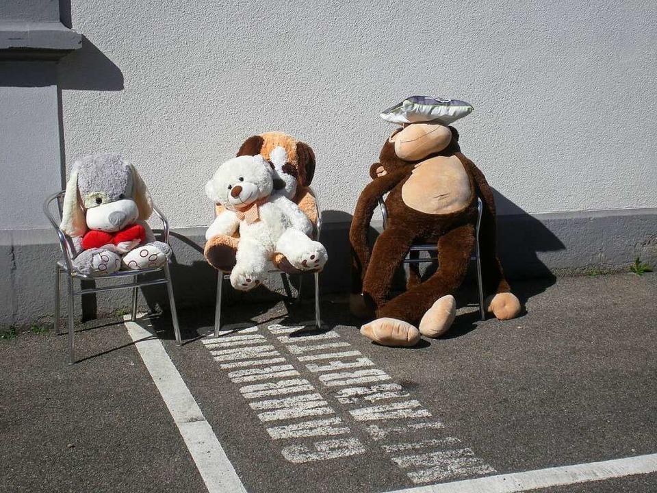Die Kuscheltiere wurden kürzlich gespendet.  | Foto: Harald Höhn