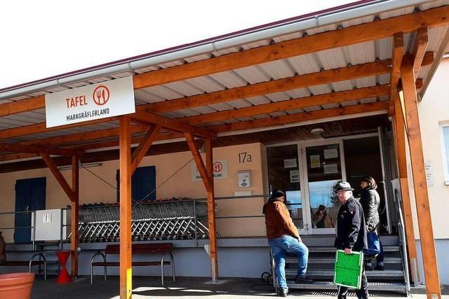 Tafel Markgräflerland bleibt trotz Coronakrise offen – mit geändertem Ablauf