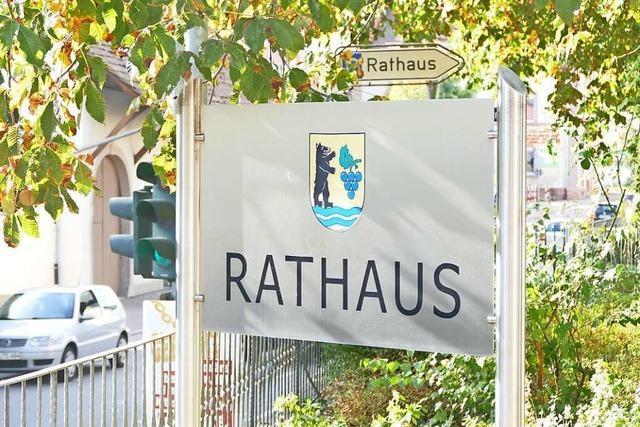 Grenzach-Wyhlen schließt Rathäuser und öffentliche Stellen