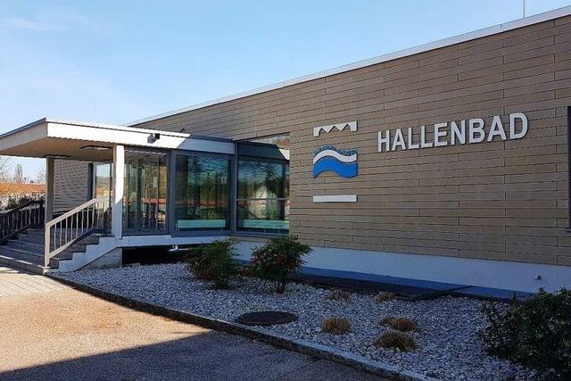 Hallenbad in Maulburg muss geschlossen werden