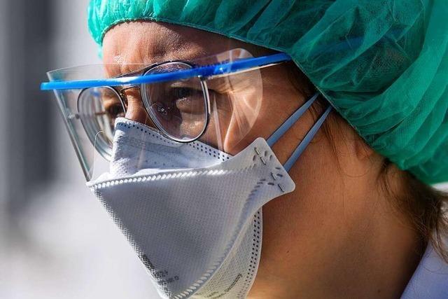 Die Lörracher Kliniken sehen sich gerüstet für ein erhöhtes Patientenaufkommen