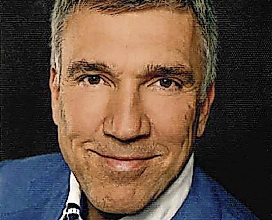 Jörg-Michael Bähr  | Foto: Bähr, Jörg-Michael (RPT)