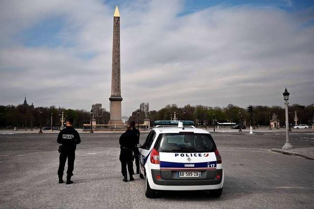 Frankreich verhängt Ausgangssperre – Militär unterstützt Krankenhäuser