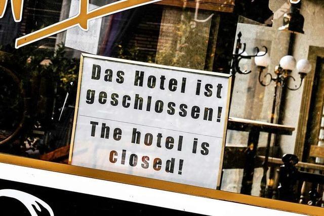 Für die Gastronomen und Hoteliers im Hochschwarzwald ist die Coronakrise ein Debakel