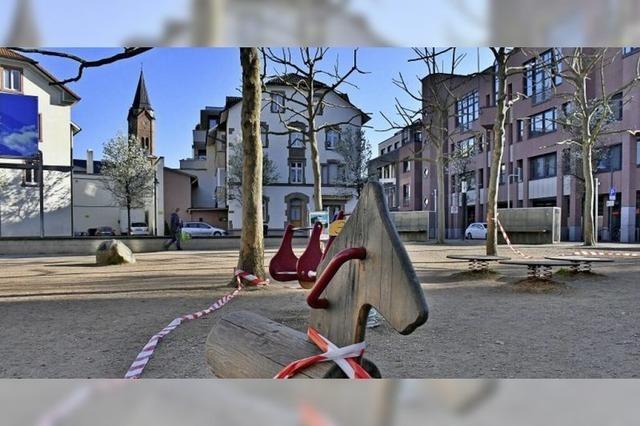 Stadt konkretisiert Verbote