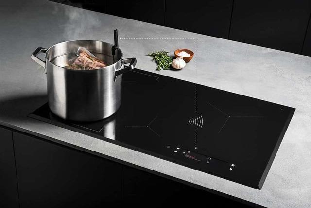 Sensoren erleichtern das Kochen und Backen