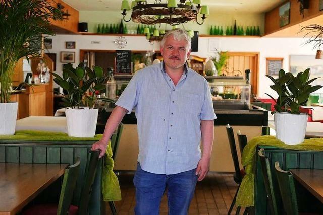 Wie sich der Ochsen-Wirt aus Schallstadt auf die Coronakrise vorbereitet