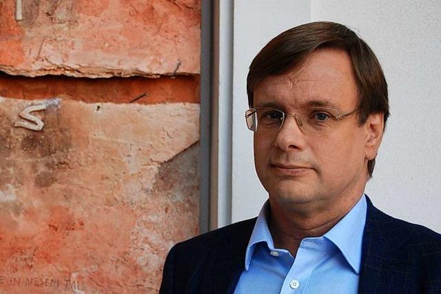 Franz-Josef Heering verlässt das Amtsgericht Lörrach