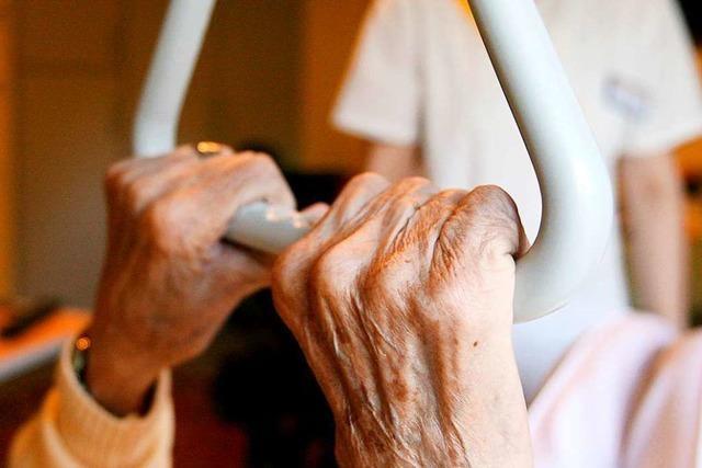 Baden-Württemberg schließt teilstationäre Pflegeeinrichtungen
