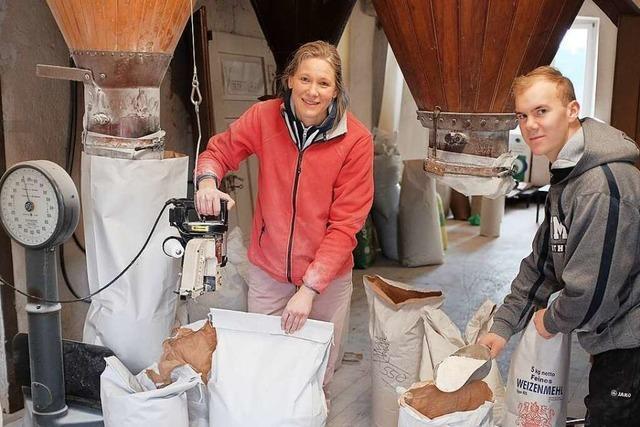 Die Mühlen im Kandertal erleben einen großen Ansturm
