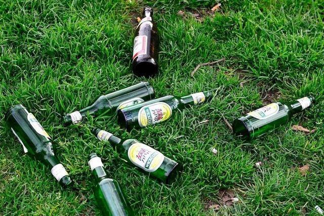 Corona-Krise: Polizei löst mehrere Feiern von Jugendlichen in Südbaden auf