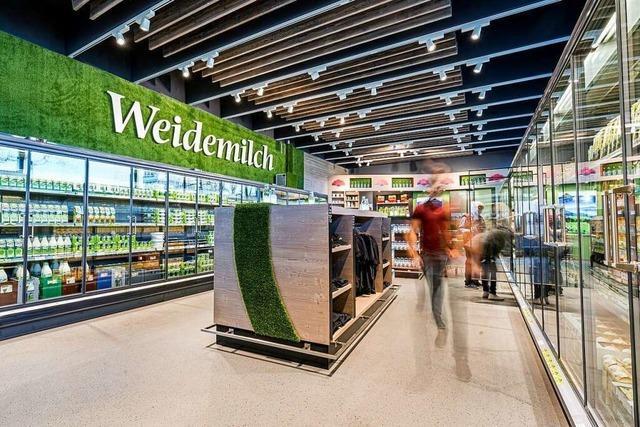Der Milchladen - das Einkaufserlebnis der Schwarzwaldmilch