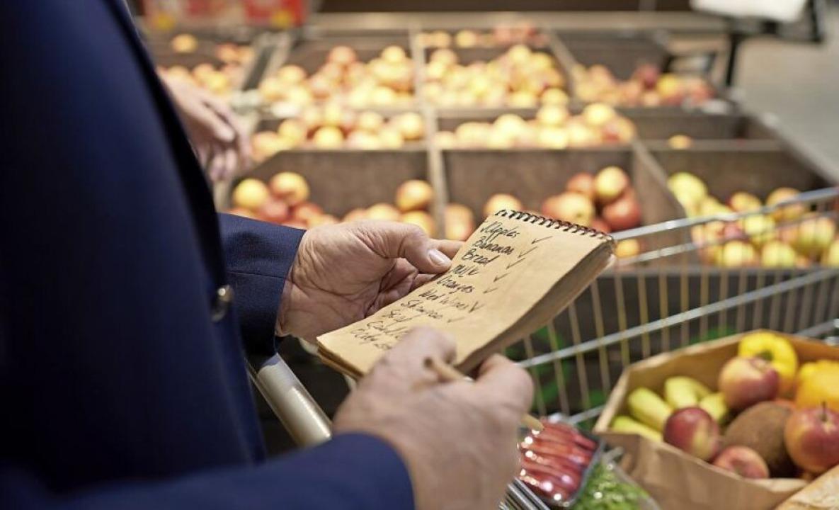 Hilfen beim Einkaufen könnten gerade für ältere Menschen wertvoll sein.  | Foto: Seventyfour (Adobe Stock)