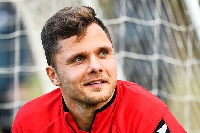 Ex-SC-Keeper Gikiewicz verzichtet auf Teil seines Gehalt